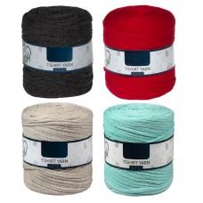 Tričkovlna - rôzné farby