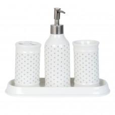 Keramická kúpeľňová súprava